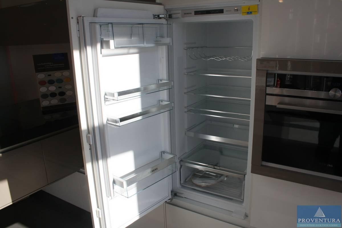 Siemens Kühlschrank Einbau : Einbau kühlschrank siemens ki rsd proventura online auktion