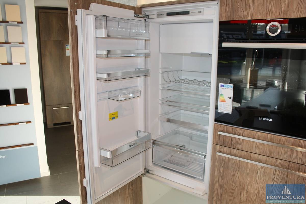 Kühlschrank Siemens : Einbau kühlschrank siemens siemens proventura online auktion