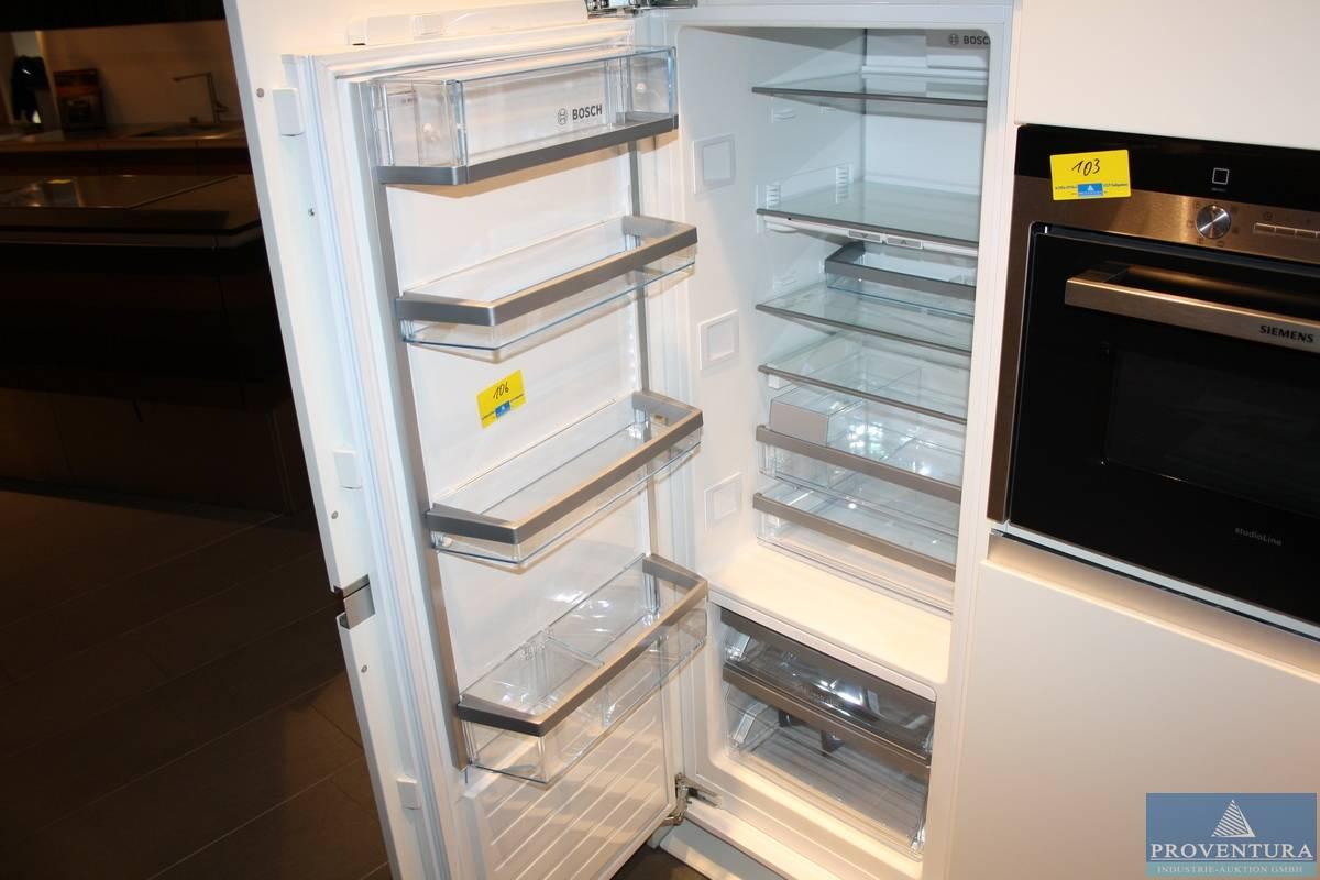 Bosch Kühlschrank Einbau : Einbau kühlschrank bosch kif27p60 proventura online auktion