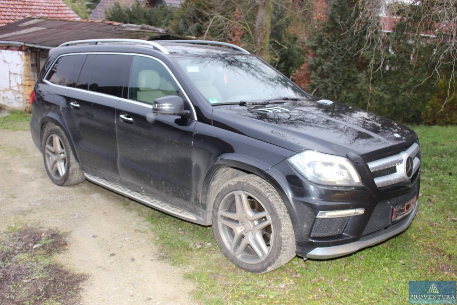 Pkw MERCEDES-BENZ GL350 Bluetec 4-matic EZ 2016, Raum 997xx Sondershausen