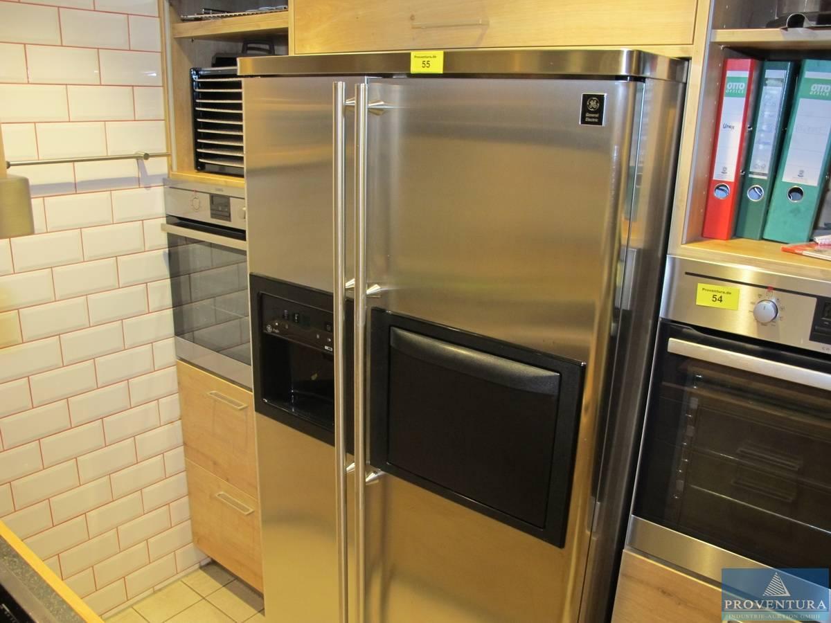Amerikanischer Kühlschrank General Electric : Side by side kombikühlschrank general electric profile
