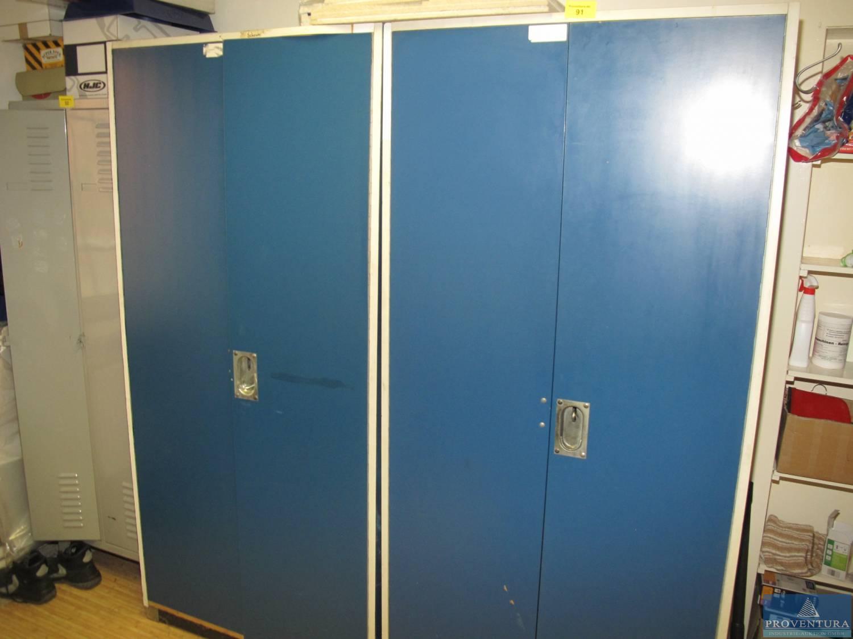 Bundeswehrspind Holz blau | Proventura Online-Auktion