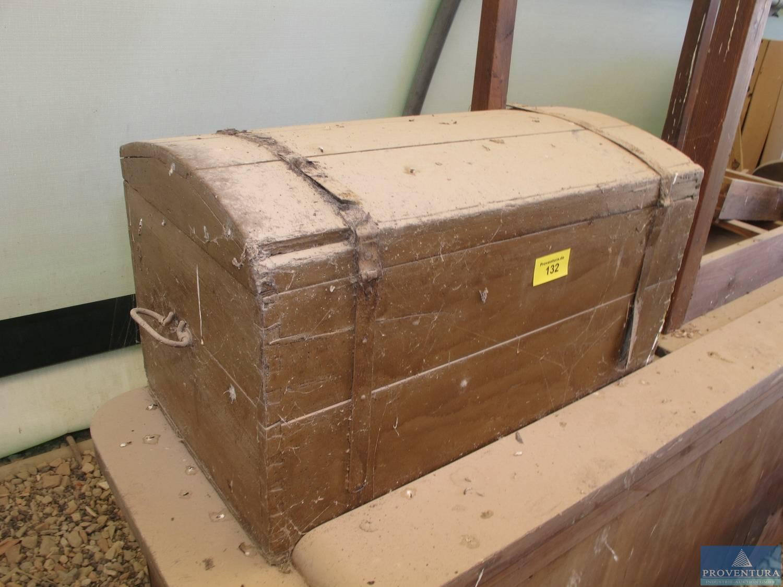 Holztruhe Antik Proventura Online Auktion