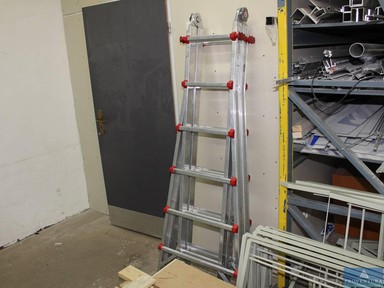 Teleskopleiter wÜrth proventura online auktion