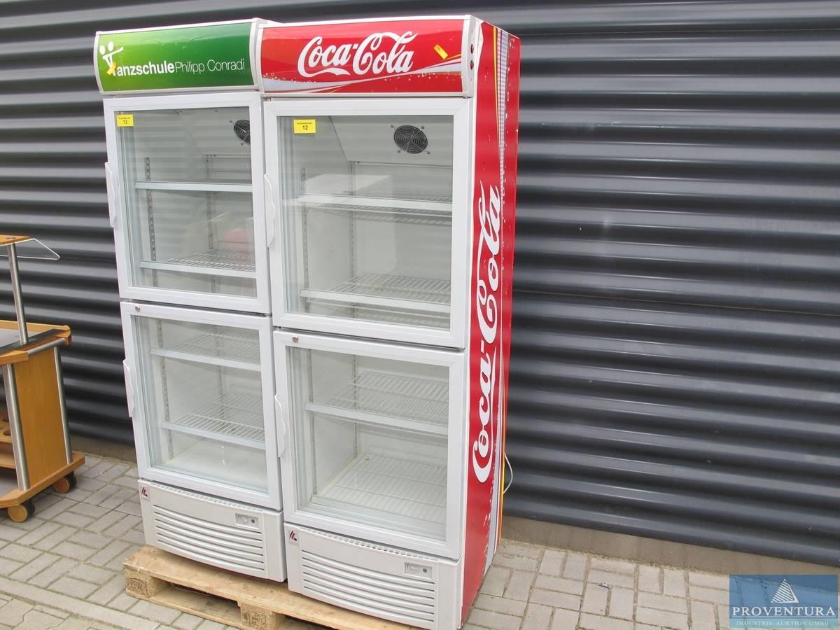 Kühlschrank Coca Cola : Getränke kühlschrank almohet proventura online auktion