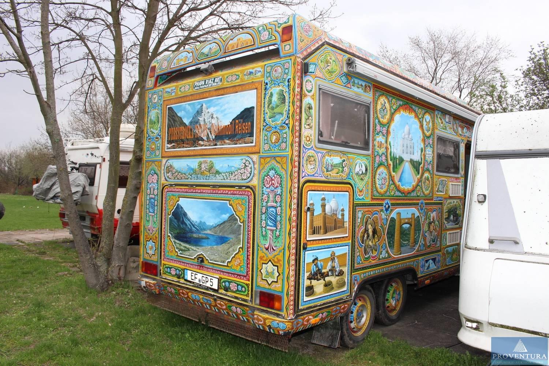 Wohnmobil Auktion