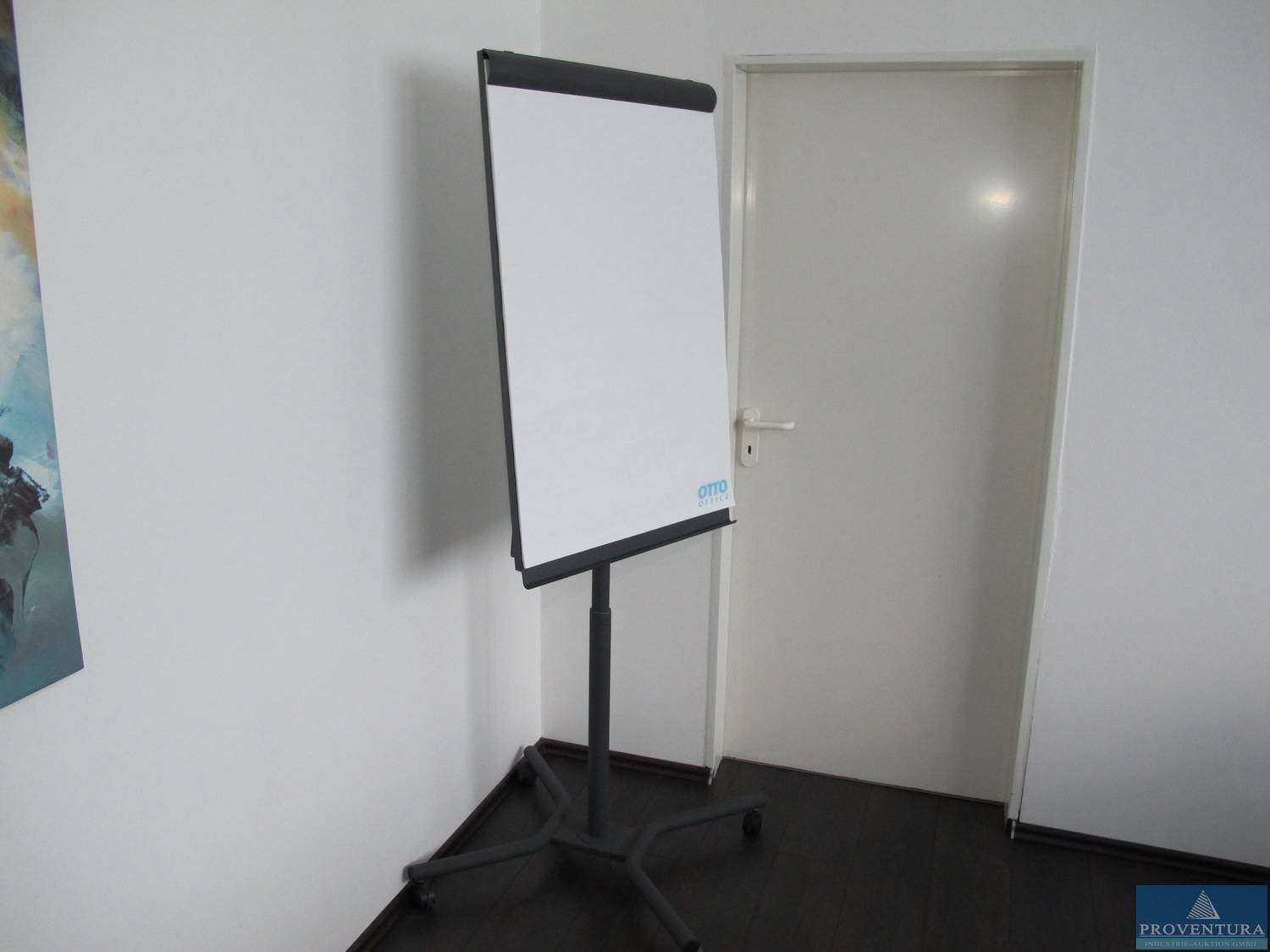 flipchart otto office proventura online auktion. Black Bedroom Furniture Sets. Home Design Ideas