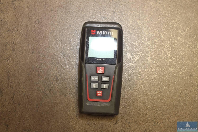 Laser entfernungsmesser wÜrth wdm proventura online auktion