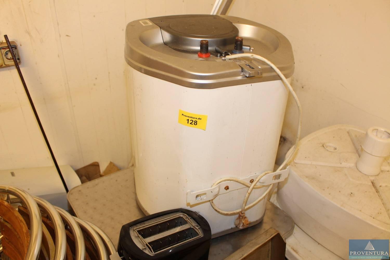 Heißwasserboiler REGENT REG 50 QB   Proventura Online-Auktion