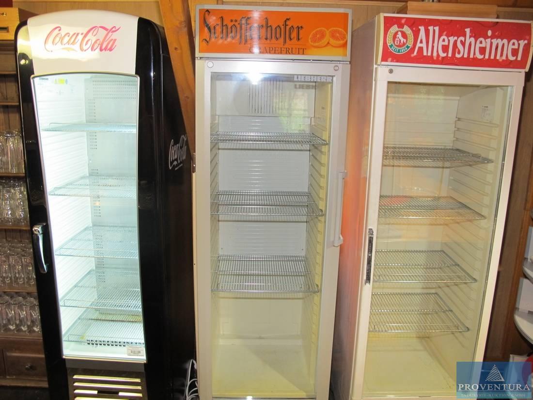 Getränke-Kühlschrank LIEBHERR FKDV 3712 | Proventura Online-Auktion