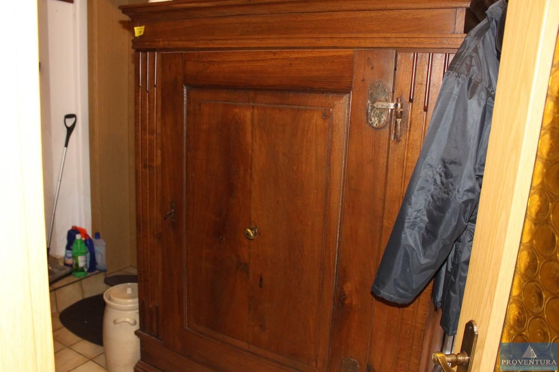 kleiderschrank holz dunkel proventura online auktion. Black Bedroom Furniture Sets. Home Design Ideas