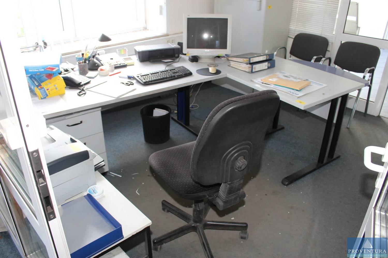 Buromobel Lichtgrau Schreibtischwinkel Ca 240x180 Cm Proventura