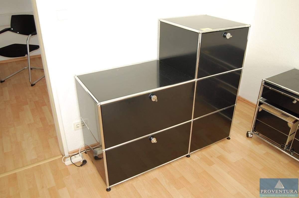 hochwertiges b romobiliar usm haller update 1. Black Bedroom Furniture Sets. Home Design Ideas