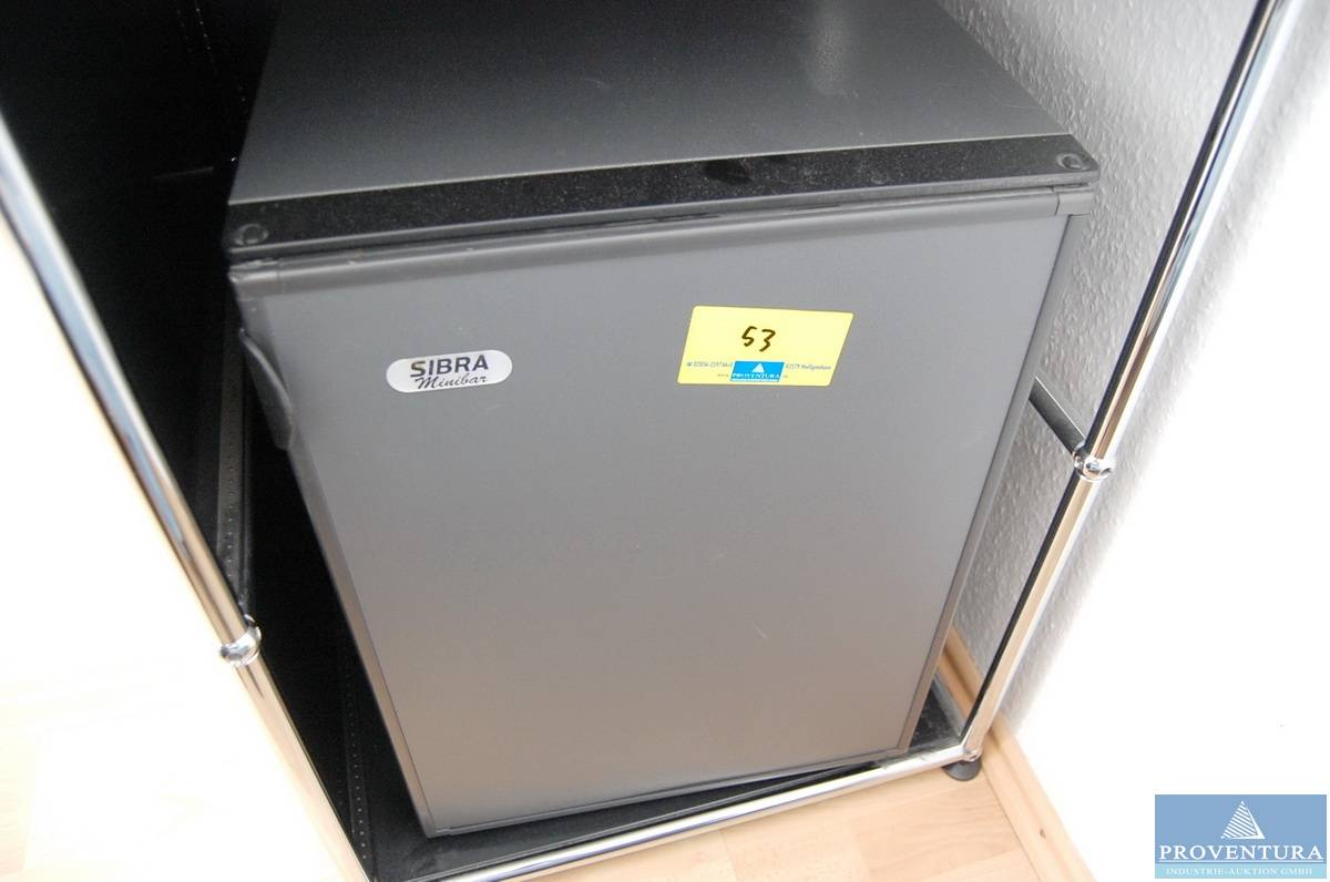 Kühlschrank Für Minibar : Kühlschrank minibar sibra proventura online auktion