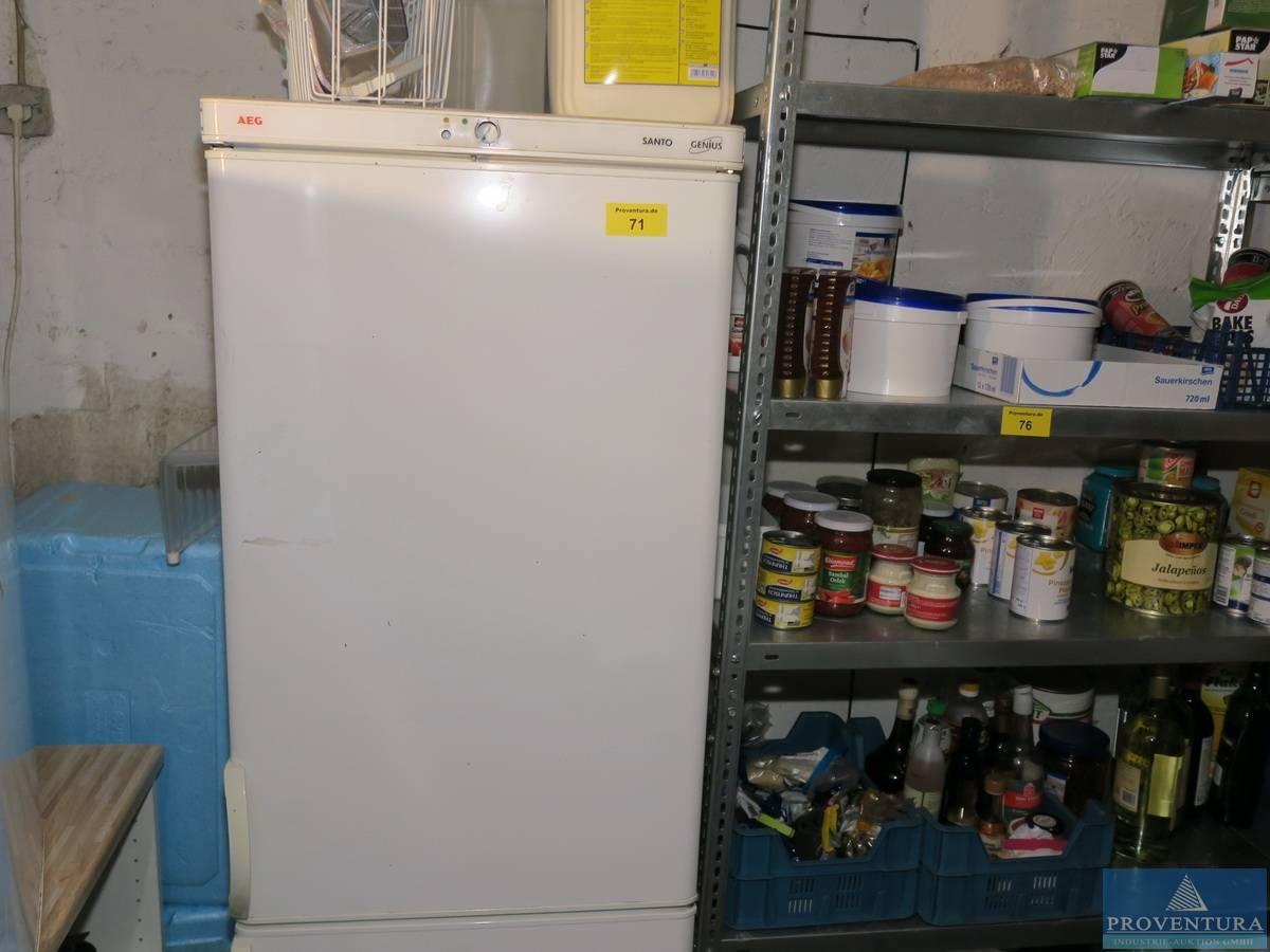 Aeg Kühlschrank Gefrierkombination : Haushalts kühl gefrierkombination aeg santo genius proventura