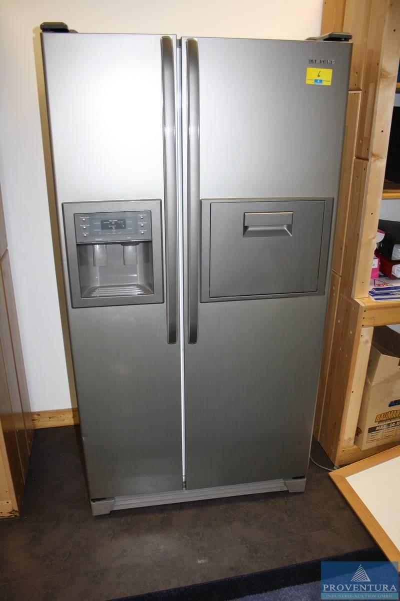 Side By Side Kühlschrank Samsung Proventura Online Auktion