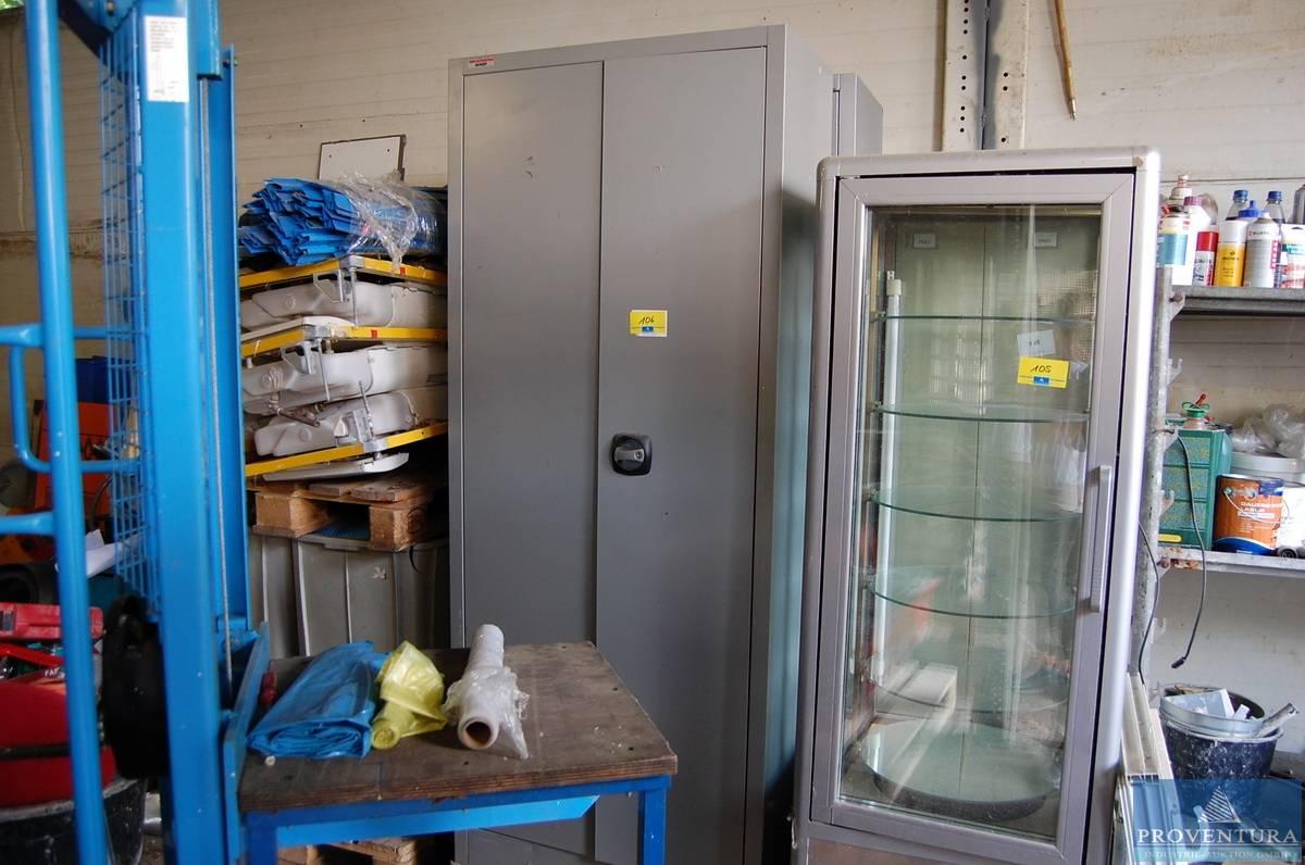 Metallschränke SCHÄFER SHOP | Proventura Online-Auktion