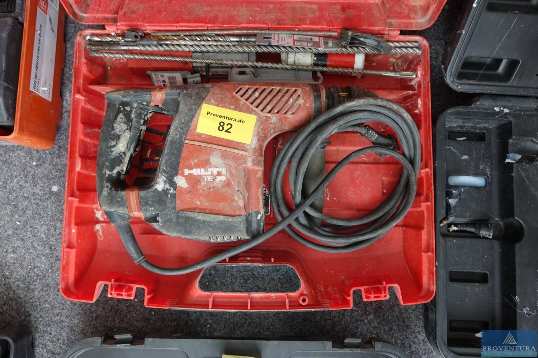 bohrhammer hilti te-30 -avr02 | proventura online-auktion
