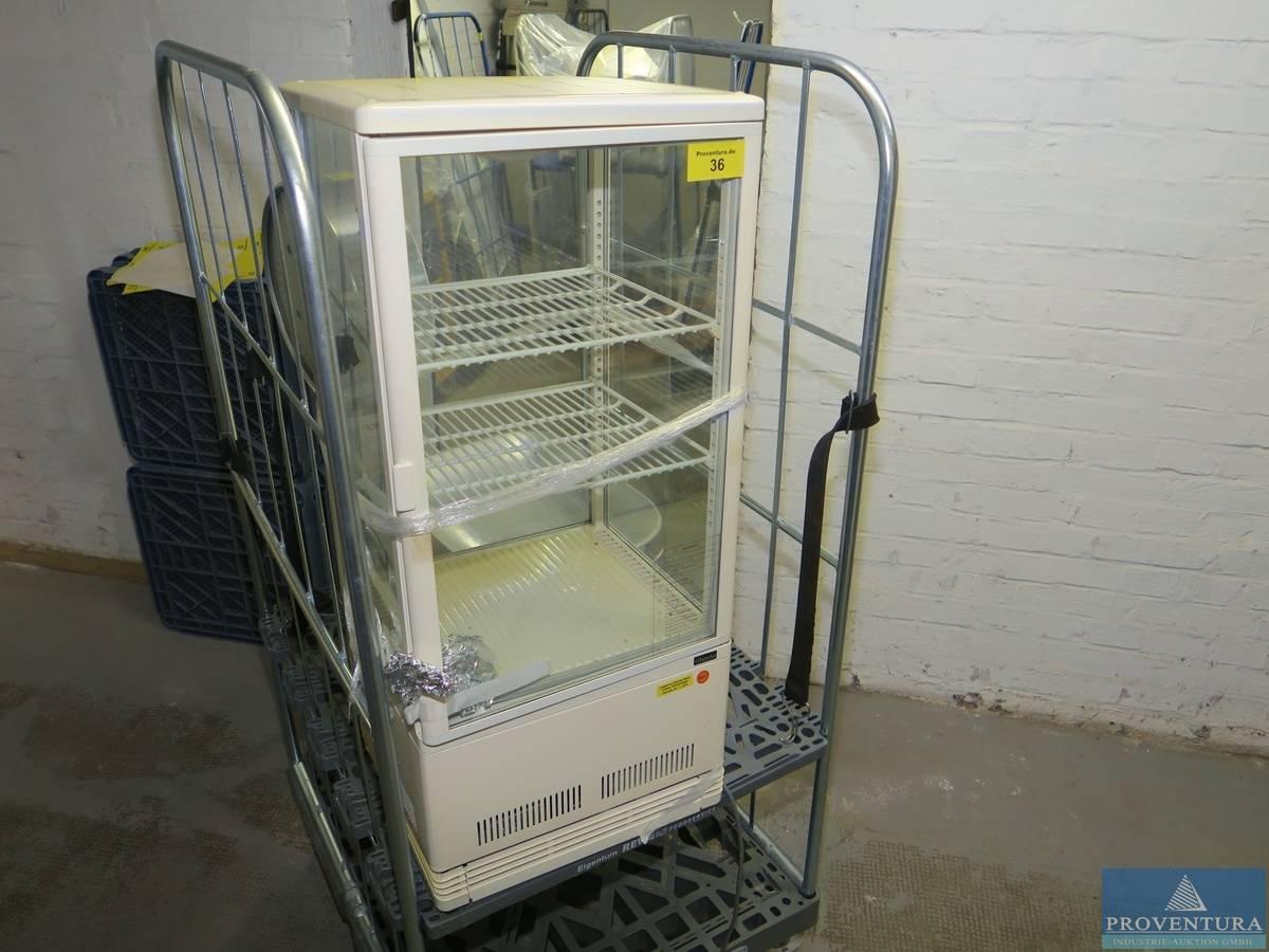 Kühlschrank Vitrine : Vitrinen kühlschrank bartscher proventura online auktion