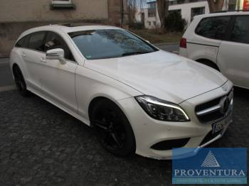 PKW MERCEDES-BENZ CLS 350 Bluetec 4matic