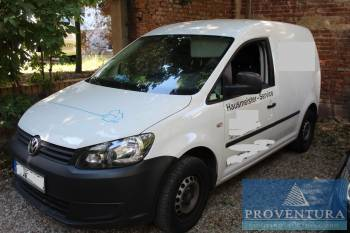 Lkw VW Caddy 1.2 TSI EZ 2013